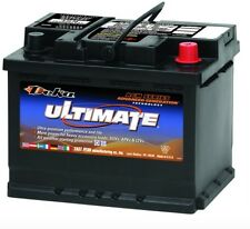 DEKA GENUINE NEW 9AGM47 Intimidator AGM Battery 690Amp Cranking Power (Group 47)