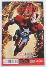 Marvel Comics Secret Avengers #3 (2013)