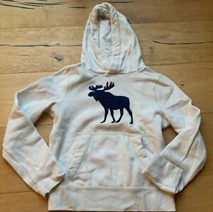 🔥Unisex ABERCROMBIE & FITCH  hoodie hooded sweatshirt Size Small 🔥
