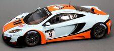 2012 McLaren MP4-12C GT3 #9 Total 24 Hours of Spa 1:18 Scale TSM 131814R