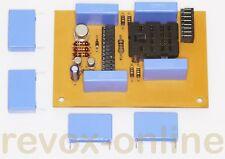 4 Stück X2-Entstör-Kondensatoren 470nF, 0,47µF für Studer Revox A700 Relaisprint