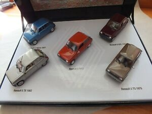 Genuine Cofre Norev Lepopee Renault 5 1:43 Die Cast Collection RARE  7711420088