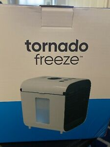 Tornado Freeze Eco Friendly Personal Cooler Humidifier Freshens Diffuser 3 Speed