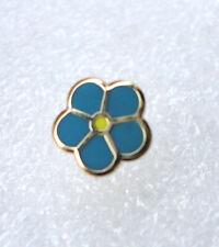 ZP245a Masonic Freemason Lapel Pin Badge Blue Forget Me Not