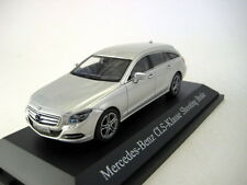 NOREV 2012 MERCEDES CLS-CLASS SW SHOOTING BREAK SILVER (DEALER) 1:43 RARE!