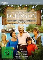 DIE SCHWEIZER FAMILIE ROBINSON - SCHWEIZER FAMILIE ROBINSON,DIE  4 DVD NEU