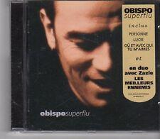 (FX722) Obispo, Superflu - 1996 CD