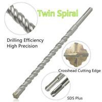 350mm Tungsten Carbide Tip Hammer Drill SDS Plus Masonry Hammer Drill Bit Tool