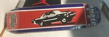 """Amphetamine Reptile Records Skateboard Deck """"Amrep Equipped"""" 9"""" LImited Sealed"""
