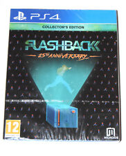 Juego Flashback Collector's edition PS4 Playstation 4 nuevo new
