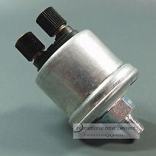 VDO donatori la pressione dell'olio 10bar m10x1 cce. massa breve libero pressure sensore Insulated RET.
