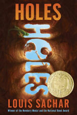 Holes by Louis Sachar **Free Shipping!**