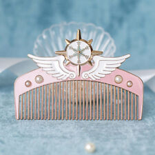 Us!Card Captor Sakura Clear Card Cosplay Anti-static Comb Weapons Magic Wand Hot