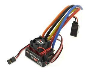 Hobbywing QuicRun QR10BL120 120A Sensored Brushless ESC [HWA30125000]