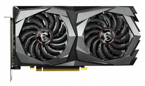MSI Gaming GeForce GTX 1650 128-Bit HDMI/DP 4GB GDRR6 HDCP Support DirectX 12...