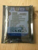 "Western Digital WD Scorpio Blue 320GB 5400RPM WD3200BEVT SATA 2.5"" wd"