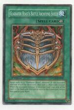 YUGIOH GLADIATOR BEAST'S BATTLE ARCHFIEND SHIELD PTDN-EN060 1ST ED NM