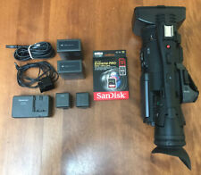 Panasonic Hmc150 Camcorder With 32Gb Sdhc Card & Accessories *Mint Condition*