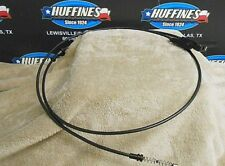 New OEM Hood Release Cable - 1995-2001 Chevrolet GMC S10 Sonoma Blazer Jimmy