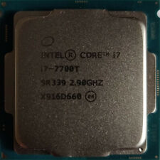Intel® Core™ i7-7700T Processor 8M Cache, up to 3.80 GHz NEW