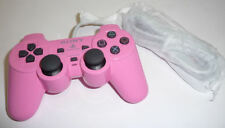 DUALSHOCK 2 SCPH-10010 WIRED PINK CONTROLLER PLAYSTATION 2 NEW RARE 2001 NO BOX