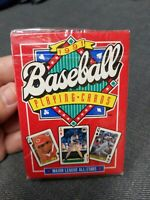 BASEBALL 1991 Playing Cards Major League All-Stars UNOPENED!