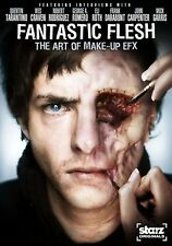Fantastic Flesh. Movie Make-Up EFX Doco. Brand New In Shrink!