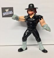 WWF THE UNDERTAKER WRESTLING FIGURE HASBRO 1992 SERIES 4 WWE COMBINED P&P