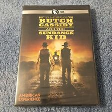 American Experience: Butch Cassidy and the Sundance Kid (Dvd, 2014) Brand New