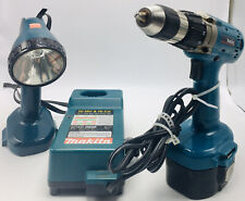 Makita 6343D 18V Cordless 1/2-in. Drill/Driver W/ Charger + Light