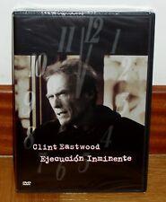 EJECUCION INMINENTE DVD NUEVO PRECINTADO CLINT EASTWOOD THRILLER (SIN ABRIR) R2