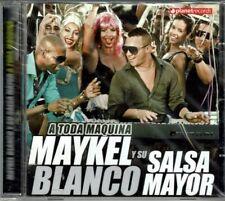 Maykel Blanco y Su Salsa Mayor A Toda Maquina    BRAND  NEW SEALED CD