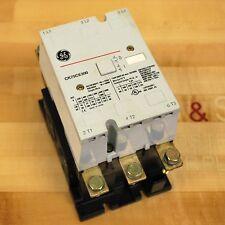 G.E CK75CE300 Motor Contactor 220-250V AC(50-60Hz)/DC - USED