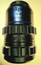 Olympus DPlanApo 40x UV 40x 0.85 160/0.12-0.23 microscope objective plan apo