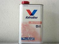 OLIO VALVOLINE  PER FILTRI ARIA AIR FILTER OIL MOTO FUORISTRADA