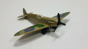 Matchbox - Sky Buster SB-8 Spitfire - Kelloggs U.K. Promotional