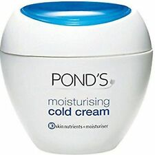 Pond's Moisturizing Cold Cream Face Soft Smooth Glowing Skin 30ml  pack *