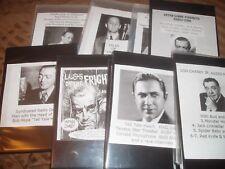 Moe's HALLOWEEN AUDIO 2CD set sale: BORIS KARLOFF - Laughs of the Frightened