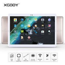 XGODY 10 INCH ANDROID TABLET PC 4CORE 3G 2G DUAL SIM 32GB IPS HD 10.1'' UNLOCKED