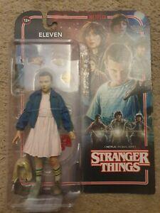 McFarlane Stranger Things Eleven Action Figure - Netflix funko dustin hopper pop