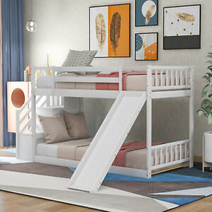 Solid Wood Bunk Beds For Sale In Stock Ebay