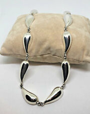 "Vintage CI1 TAXCO -925 STERLING SILVER- 18"" NECKLACE~CHAIN -58.6g. / #366"