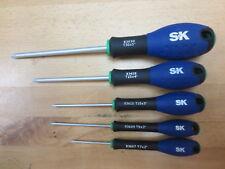 SK 5 Piece Torx Driver Set (TD05)-Made in France!