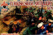 Red Box 1/72 Turkish Siege Artillery, Gun 16th Century # 72069