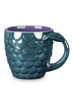 Disney Parks The Little Mermaid Fin Coffee Mug New