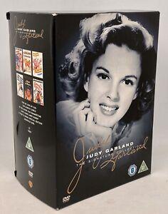 Judy Garland The Signature Collection GENUINE UK REG 2 DVD Box Set 6 Films