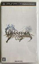 Dissidia 012 Final Fantasy - Playstation Portable / PSP - Complet - NTSC-J / JAP