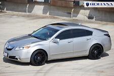 20x9 +35 20x10 +40 Rohana RC20 5x120 Black Wheels Fit Acura Tl V6 Sh Awd 2010