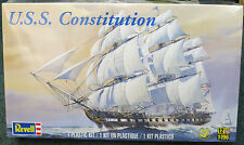 Revell 1/196 USS Constitution Plastic Model Ship Kit 85-5404 855404 old ironside