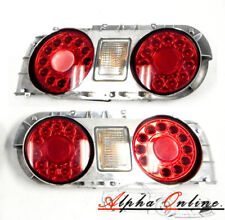 Nissan Skyline R32 GTS / GTR LED Rear Lights Set.